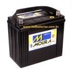 BATERIA AUTOMOTIVA MOURA 50AH M50JD / M50JE