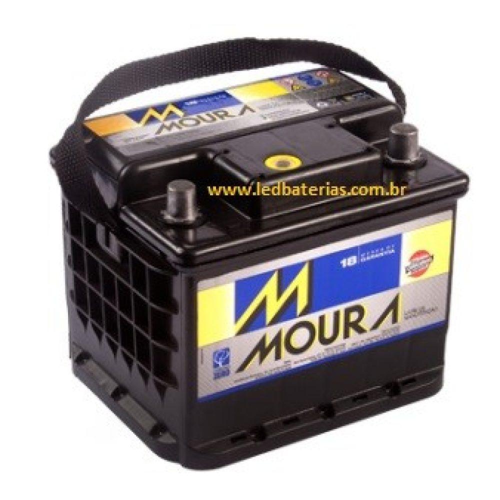 BATERIA DE CARRO MOURA 40AH – M40FD
