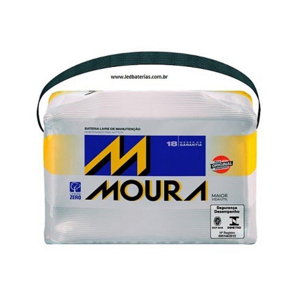 BATERIA MOURA 70AH M70KD/M70KE